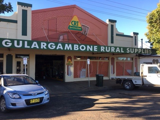 Gulargambone Rural Supplies – GK & LH Rohr
